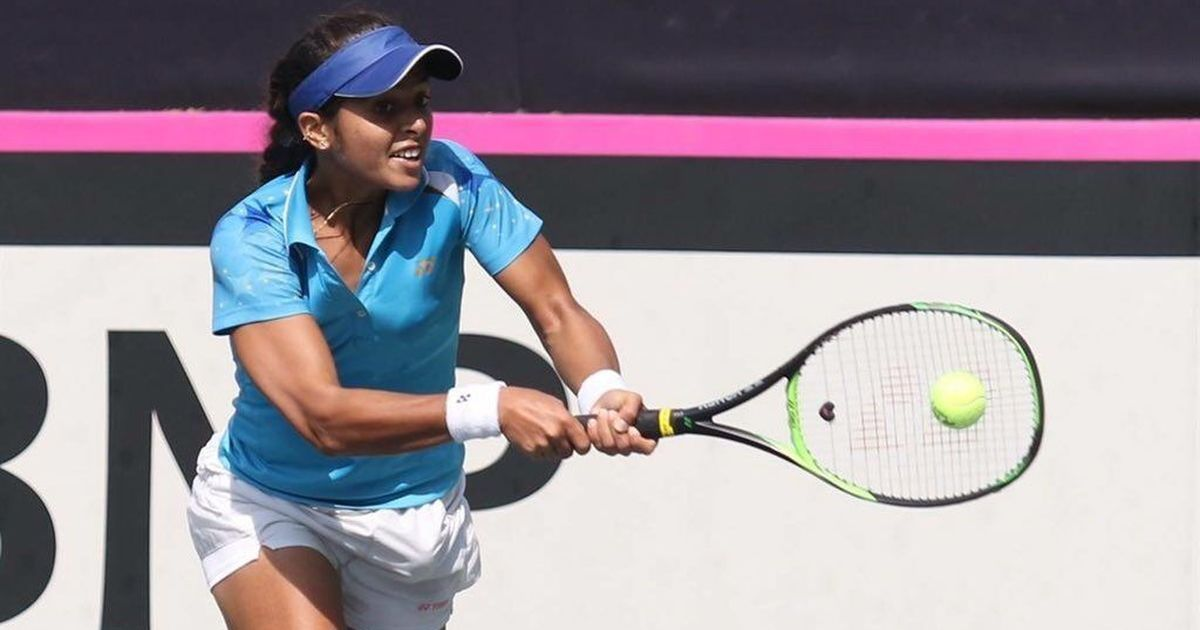 Fed Cup: Unbeaten Ankita Raina ensures India retain their place in Asia/Oceania Group I