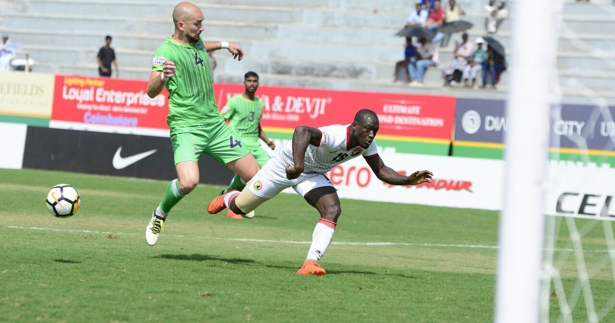 I-League: Shillong Lajong and Chennai City play out goal-less stalemate