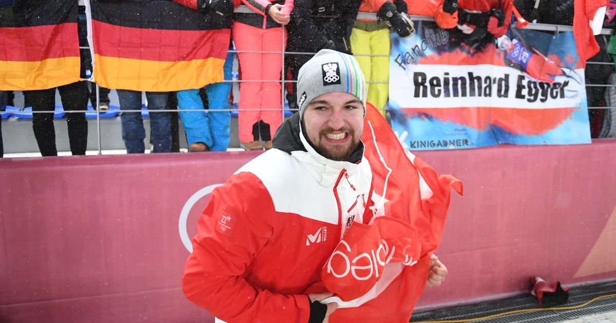 Saranac Lake's Chris Mazdzer wins first ever men's luge singles medal