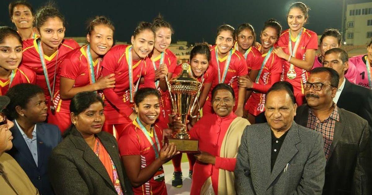 Hockey: Railways beat Madhya Pradesh 4-0 to win senior Women's National Championships