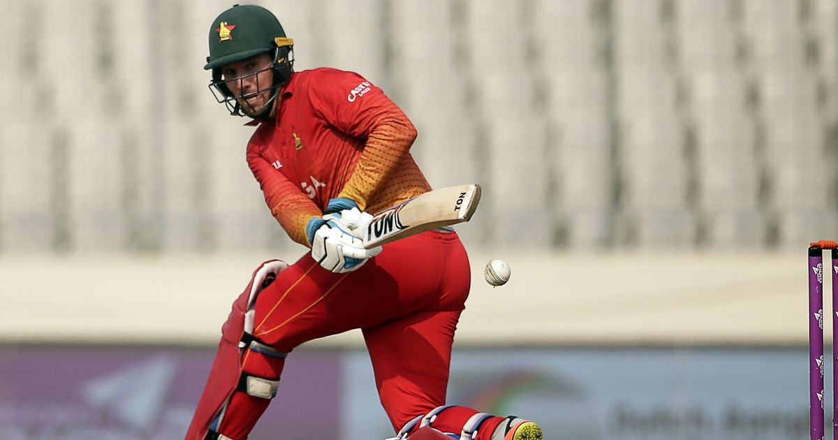 Taylor, Cremer help Zimbabwe thrash Afghanistan by 154 runs to level ODI series