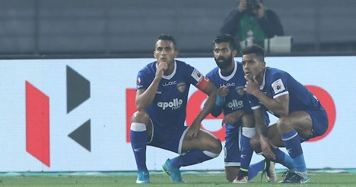 Dynamos' defensive problems, Jeje's lacklustre game: Talking points from Delhi vs Chennaiyin