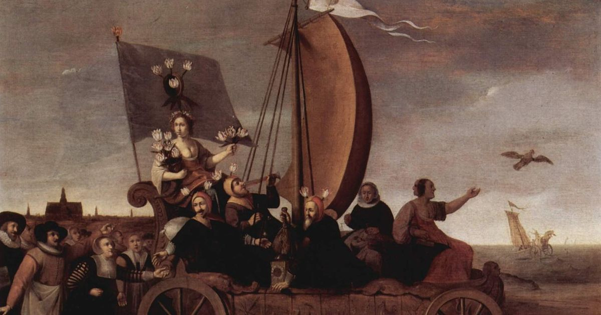 Tulip mania: The classic story of a Dutch financial bubble is mostly wrong