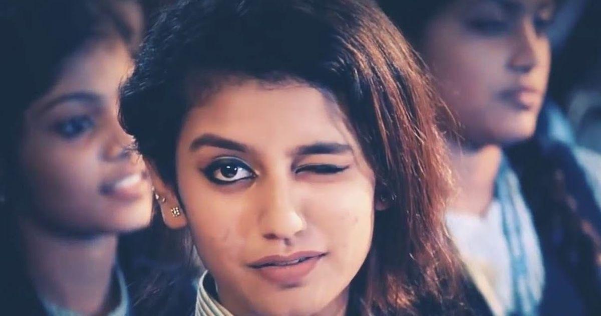 जब प्रिया प्रकाश की नज़र राजनेताओं से टकराई!