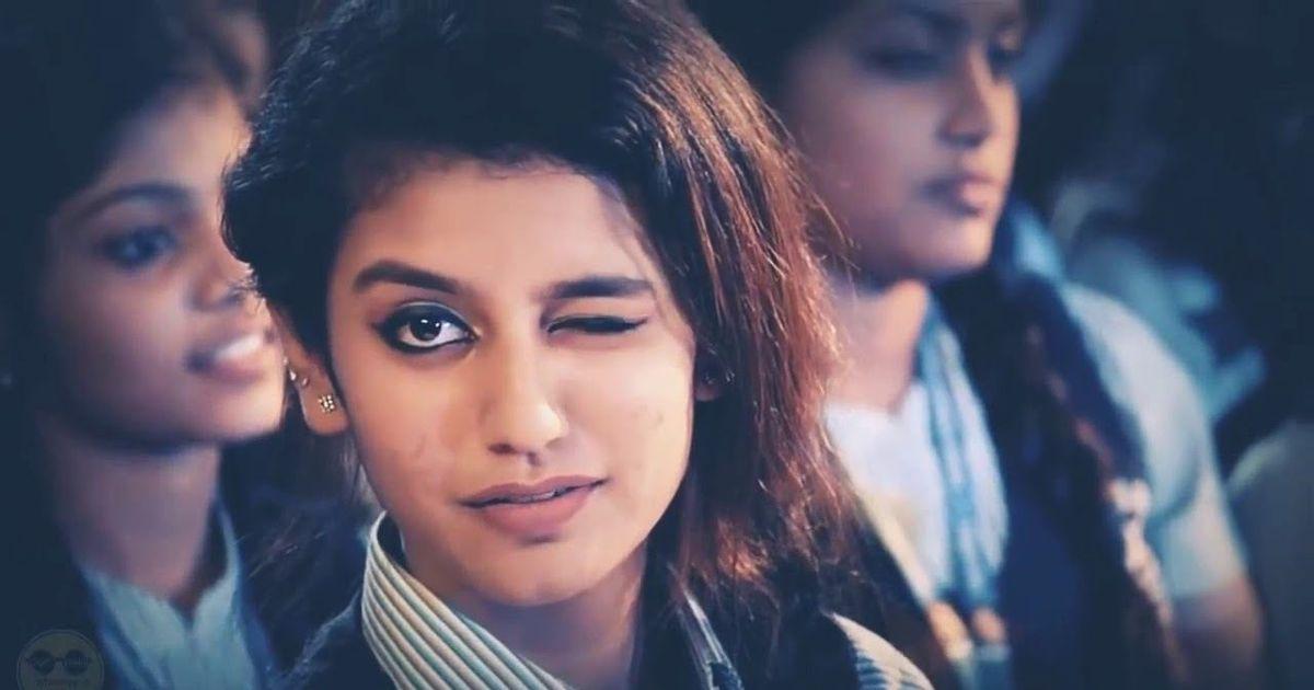 प्रिया प्रकाश के खिलाफ शिकायत, मुस्लिम समुदाय की भावनाएं आहत होने का आरोप