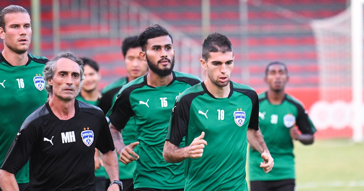 AFC Cup: Bengaluru FC face stern test against TC Sports Club for spot in group stages