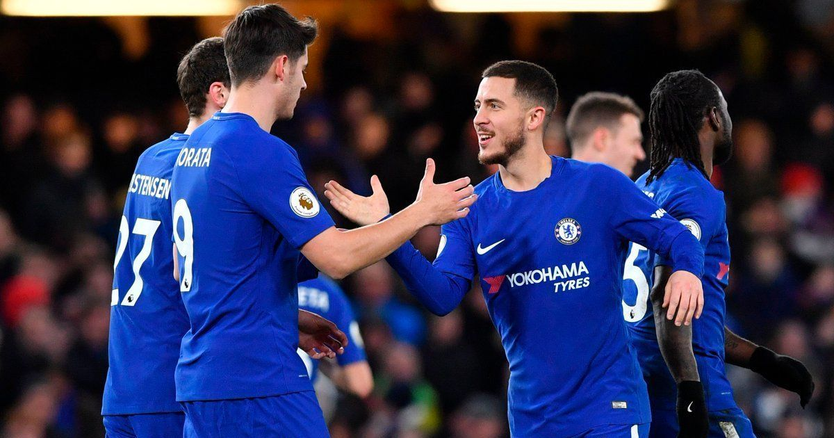 Chelsea beat lowly West Brom 3-0 to ease pressure on manager Antonio Conte