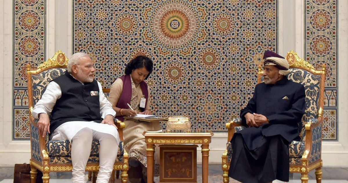 The Daily Fix: India should use military agreement on Oman's port to upgrade regional presence