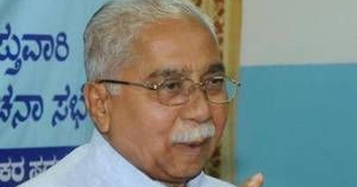 जाने-माने कन्नड़ साहित्यकार चंद्रशेखर कंबर साहित्य अकादमी के प्रमुख बने