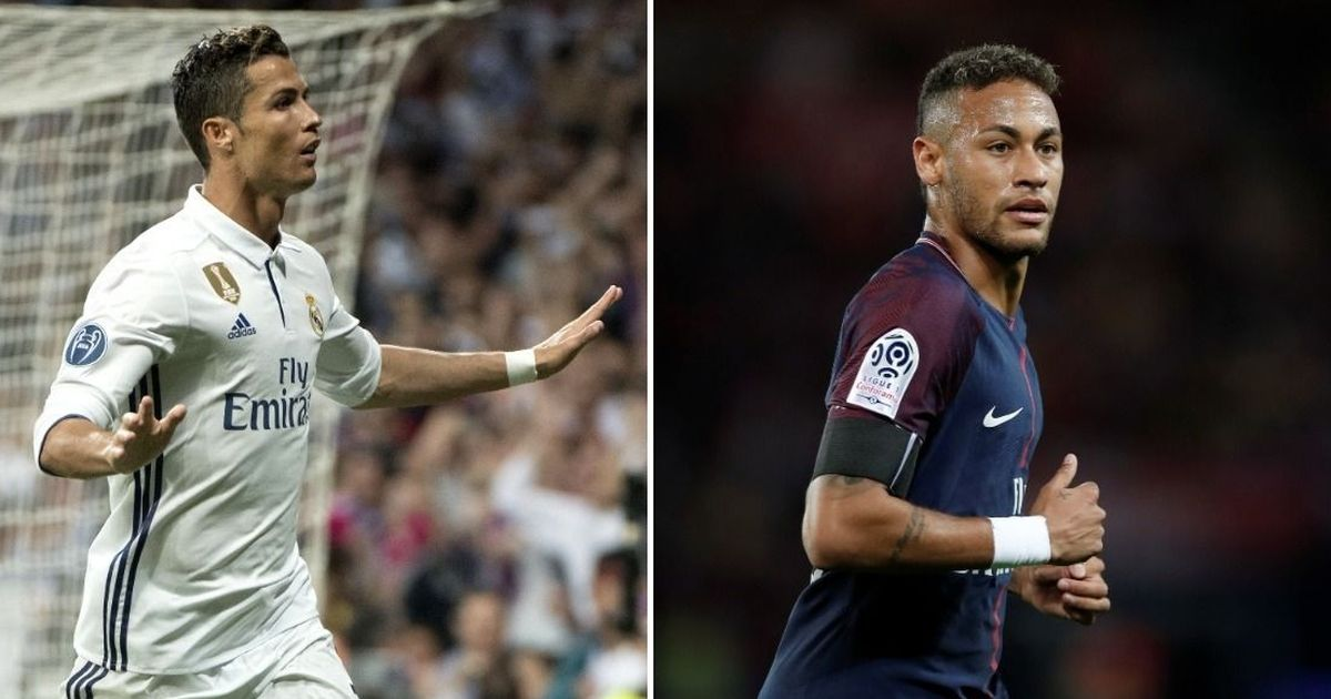 Champions League: Focus on Ronaldo, Neymar ahead of heavyweight Madrid vs PSG showdown