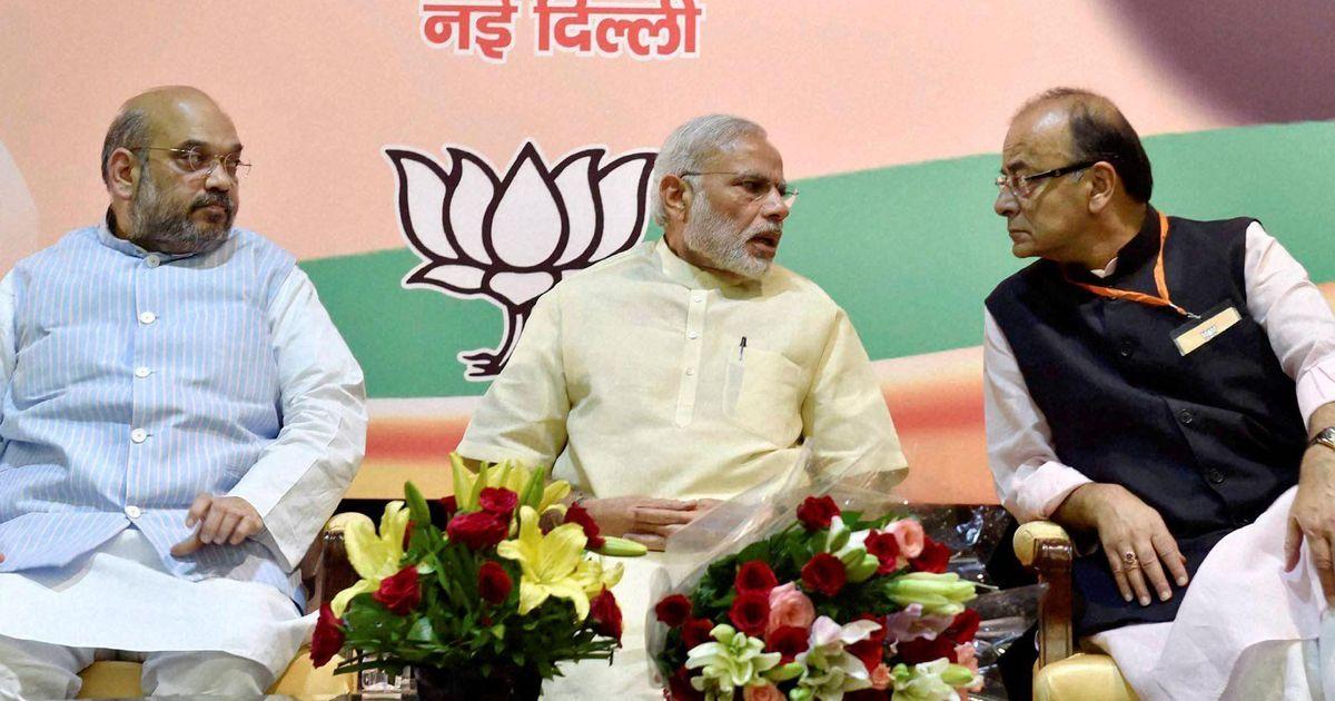 जब नरेंद्र मोदी जानते हैं कि भाजपा दो-फाड़ हो रही है तो वे इसके लिए कुछ करते क्यों नहीं हैं?