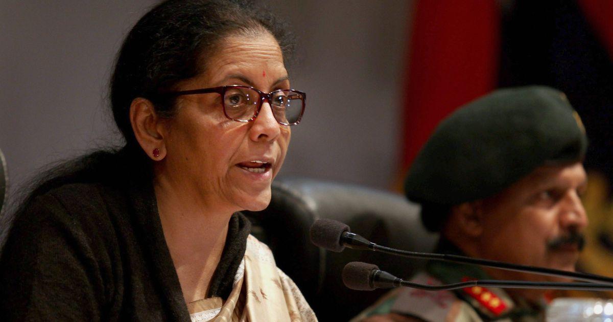 Defence Minister Nirmala Sitharaman: India takes any call