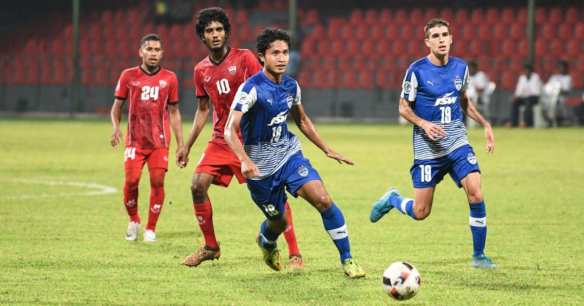 Haokip brace helps Bengaluru FC beat TC Sports Club 3-2 in AFC Cup play-off