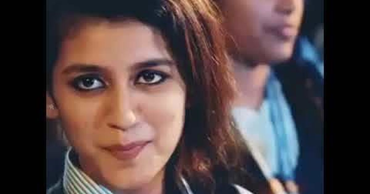 Actor Priya Varrier moves Supreme Court, wants the case against her viral song quashed