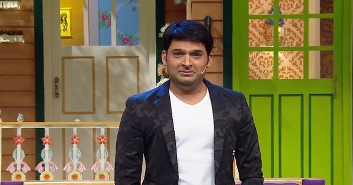 Kapil Sharma to come back to prime time television with 'Family Time with Kapil'