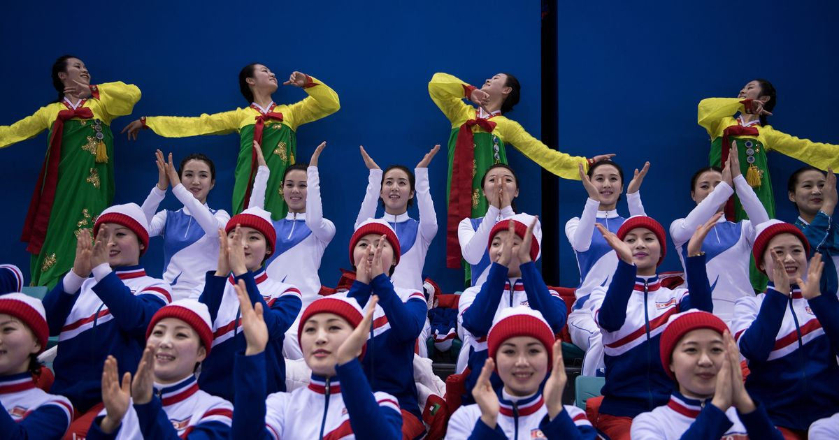 Winter Olympics: South Korea to pay $2.6 million to host North, including 229 cheerleaders