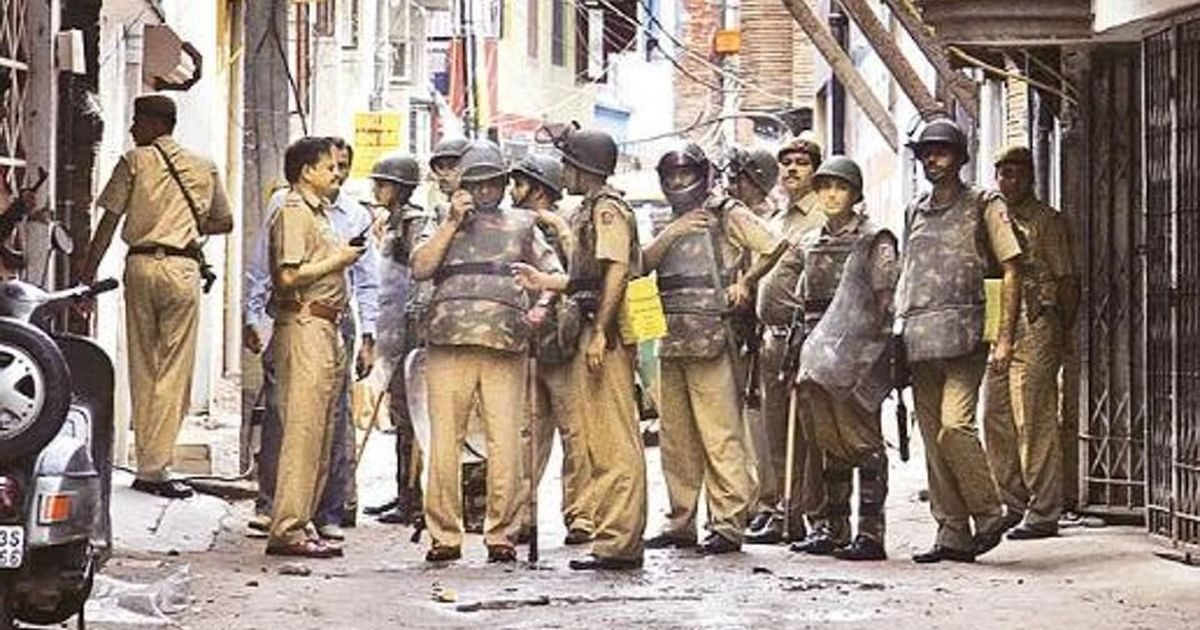Why India's police forces lack weapons and communications equipment