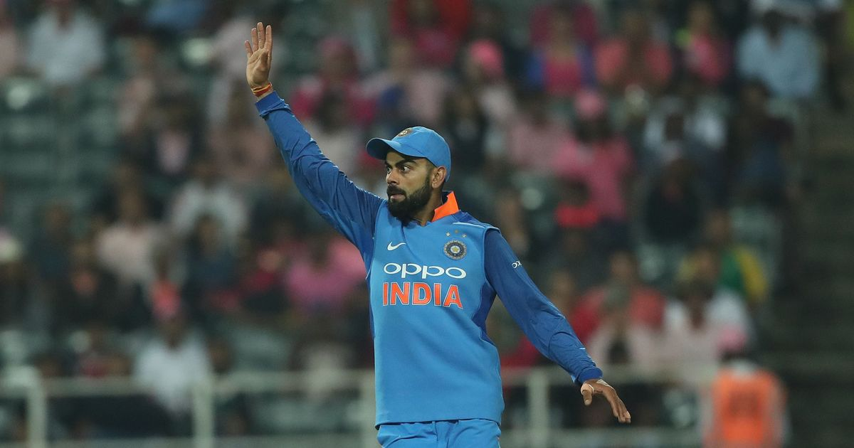 There could be few changes in 6th ODI, but we're aiming for 5-1: India skipper Virat Kohli