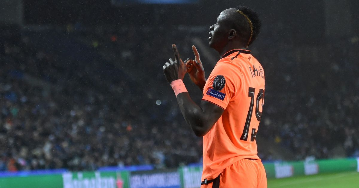 Champions League: Sadio Mane hat-trick gives prolific Liverpool huge win over Porto