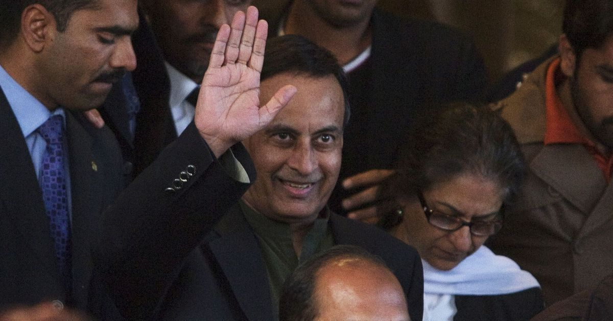 Memogate case: SC issues Hussain Haqqani's arrest warrant