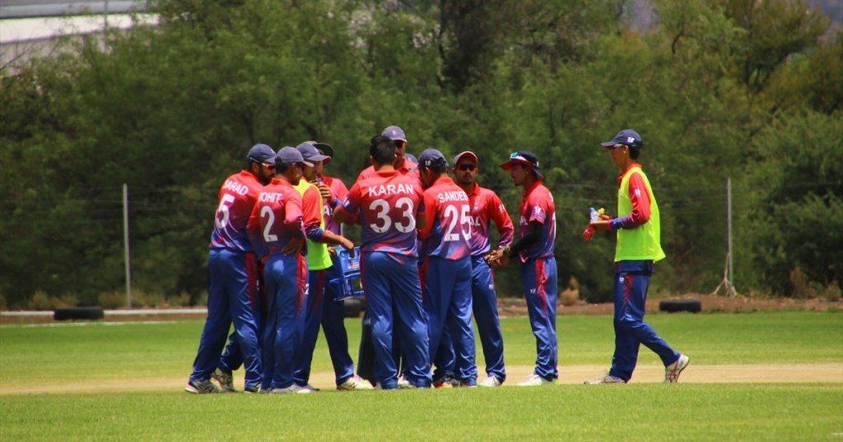 Nepal, UAE fight for top spot in WCL2 final