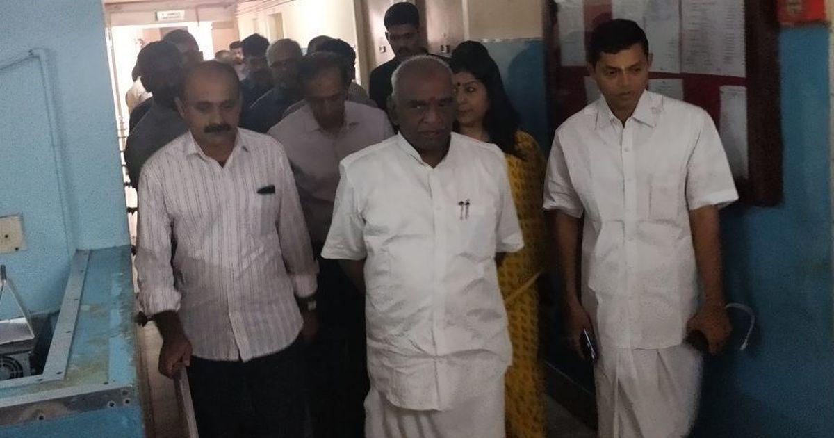 तमिलनाडु चरमपंथियों की ट्रेनिंग का अड्डा बनता जा रहा है : केंद्रीय मंत्री पी राधाकृष्णन