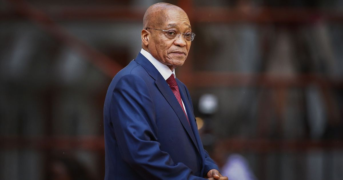 Former South African President Jacob Zuma faces corruption trial, says chief prosecutor