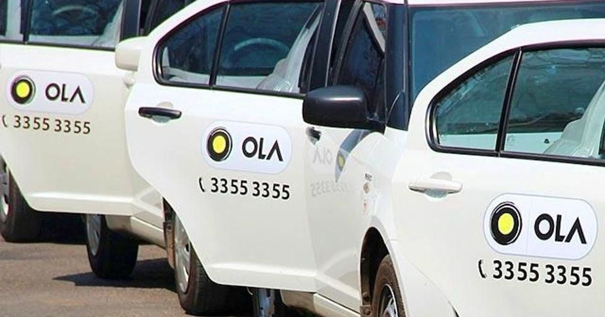 Ola and Uber are worsening traffic problems in Indian cities