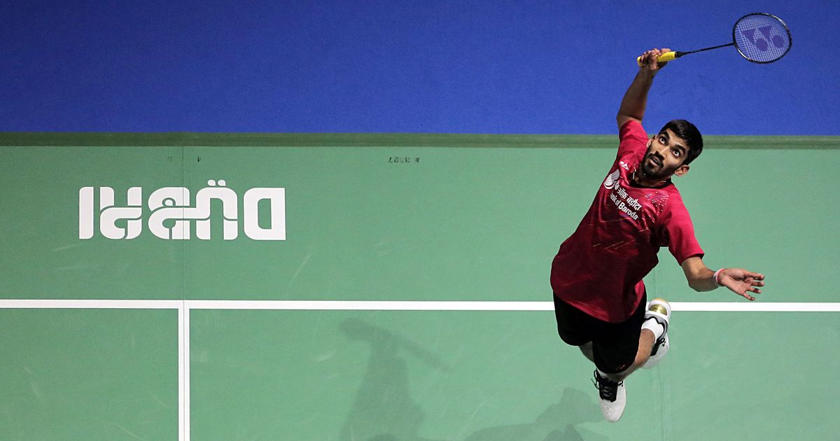 Data check: Kidambi Srikanth's meteoric rise explained in three charts