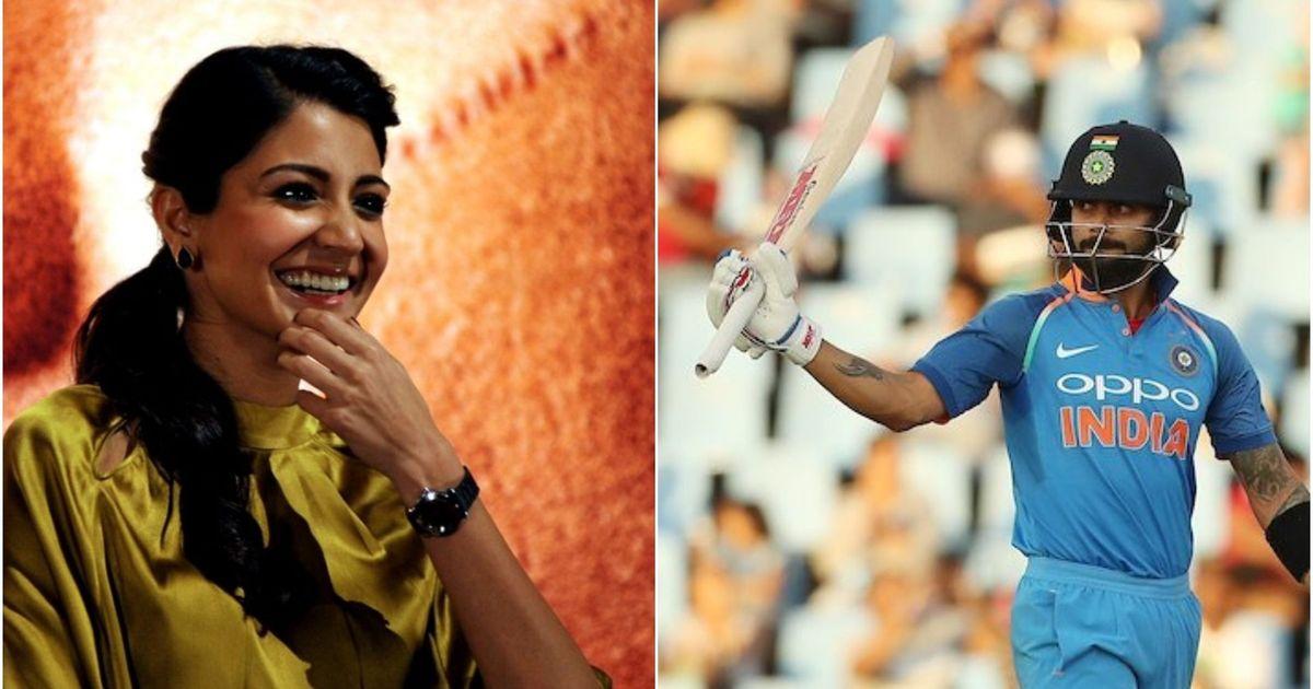 Virat Kohli says he don't feel like competing with anyone