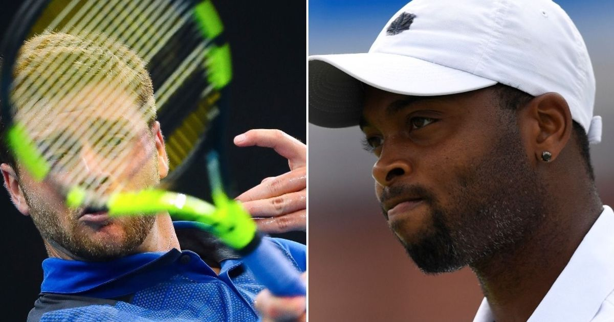Ballboy: Ryan Harrison didn't make racist comment to Donald Young