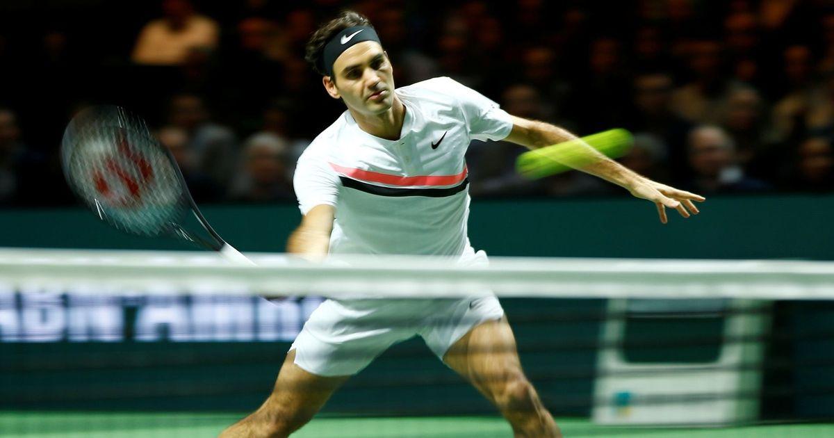 Federer One Win From No. 1 Ranking; Dimitrov v Rublev Friday