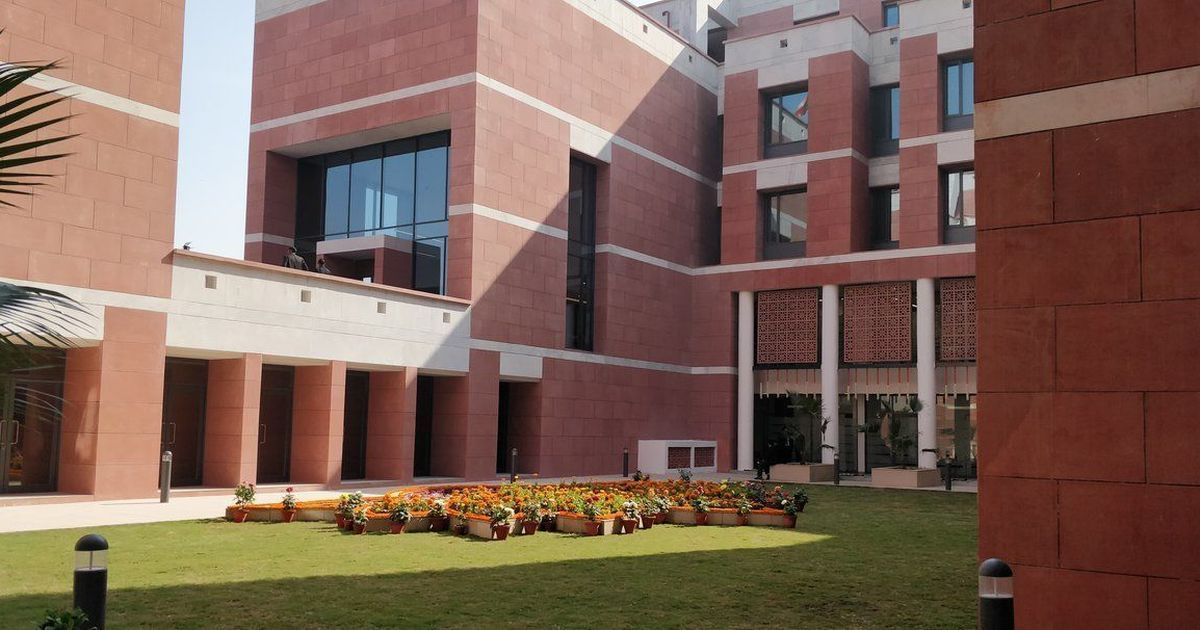Modi inaugurates BJP's new headquarters at Delhi's DDU Marg