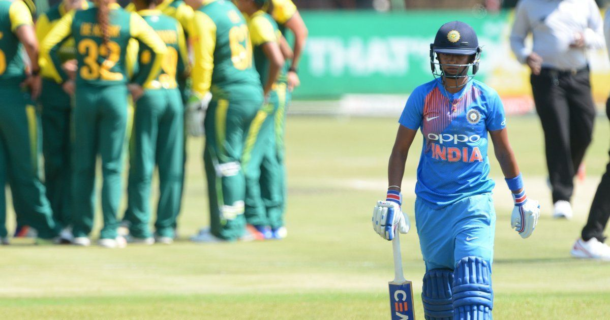 Centurion T20I: Match washed out, Indian eves hold the lead