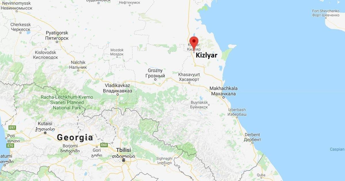 Killed in Shooting Outside Church in Russia's Dagestan Region