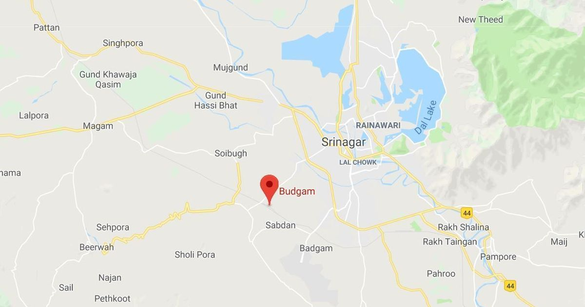 Man who crossed fence Budgam Air Force Station in Kashmir shot dead