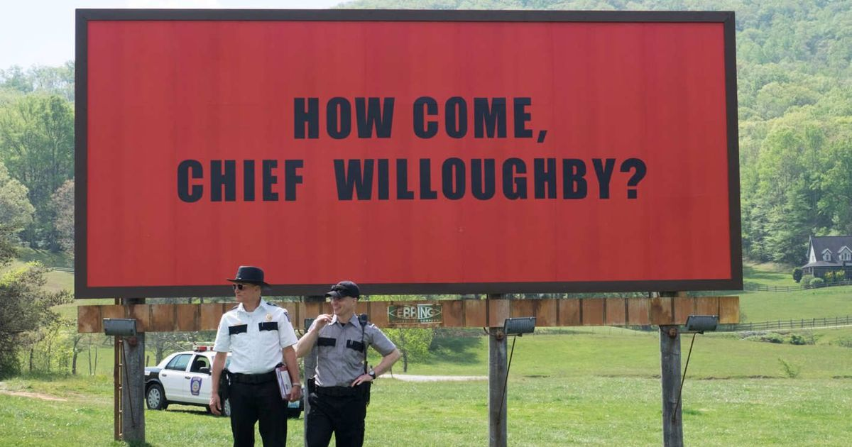 Slikovni rezultat za three billboards outside ebbing missouri