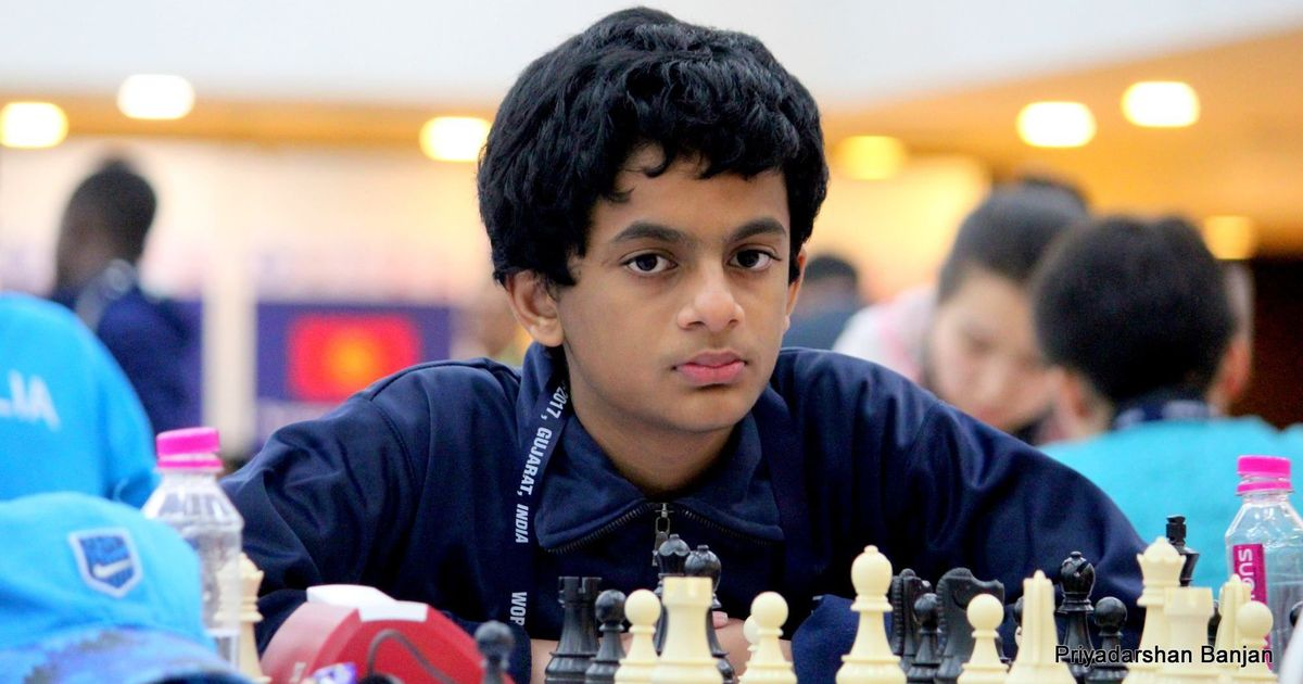 Chess: Nihal Sarin in joint lead after five rounds in Reykjavik Open
