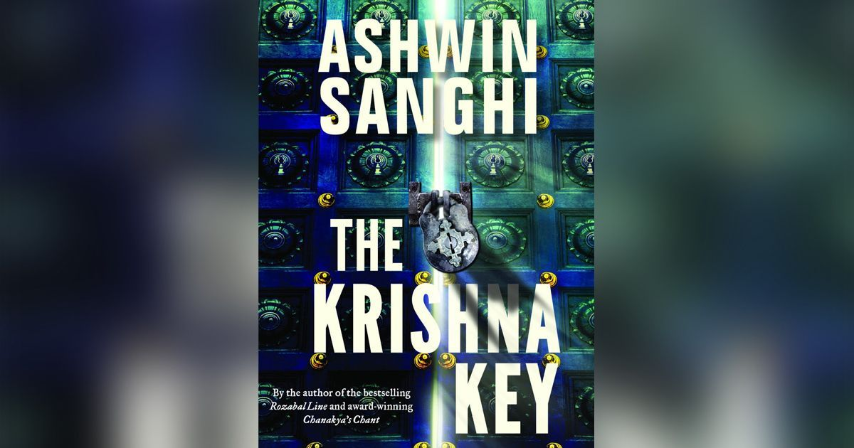 Ashwin Sanghi bestseller 'The Krishna Key' to be adapted into movie, web series