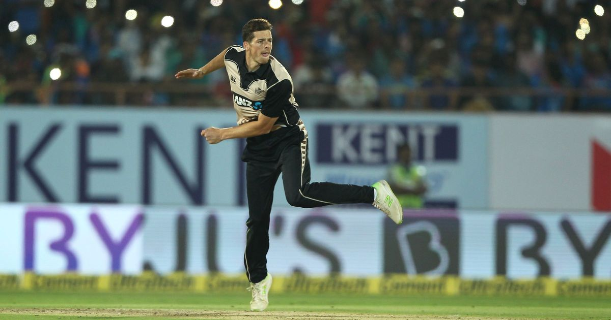 New Zealand's Mitchell Santner to miss IPL as knee injury rules him out for nine months