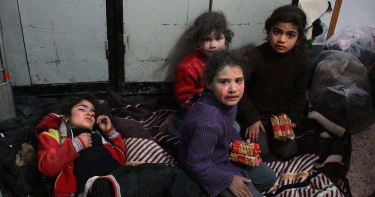 सीरिया में अब सभी सबसे लड़ रहे हैं