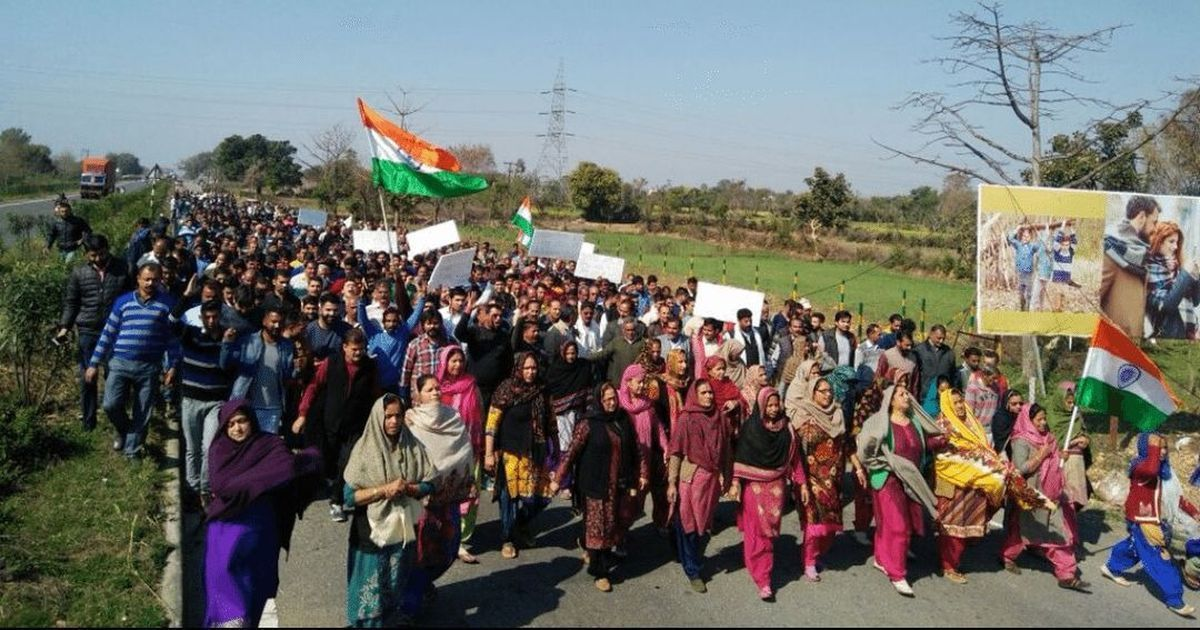 After Hindu group rally to support man accused of Muslim child's rape and murder, Jammu rift widens