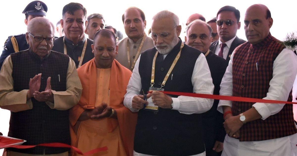 Modi announces Rs 20K cr defence industrial corridor for Bundelkhand