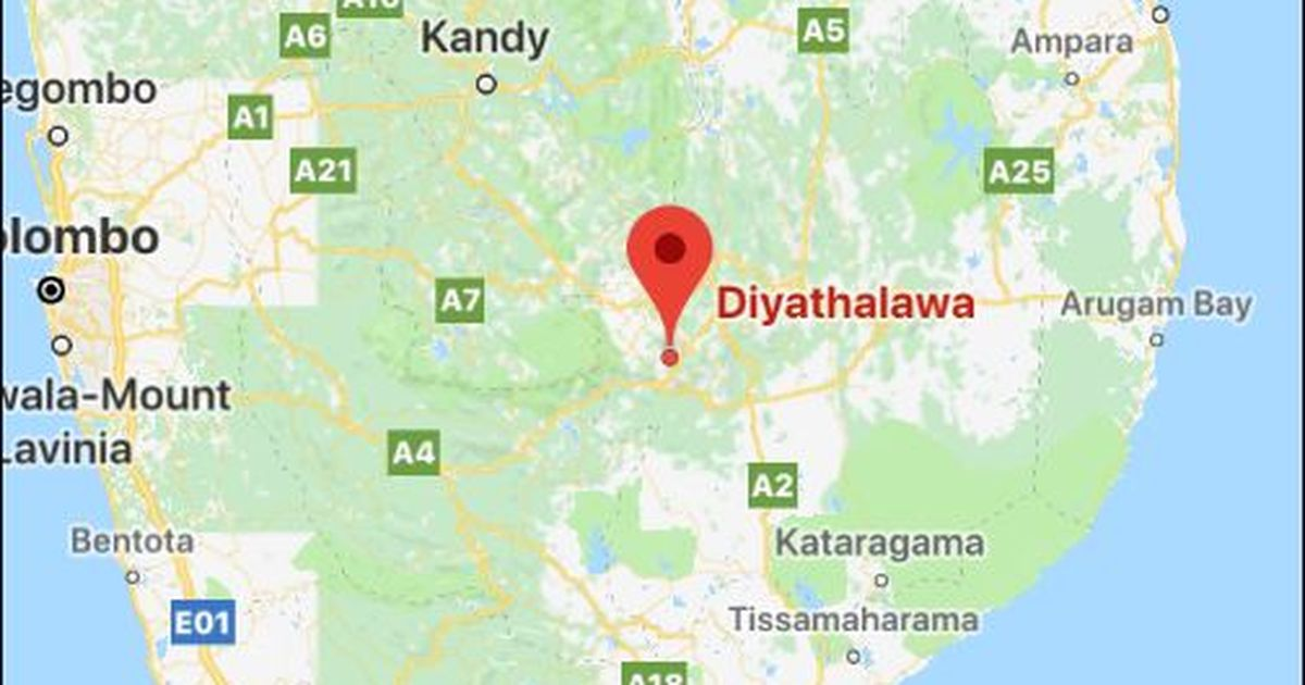 Grenade explosion on bus in Diyatalawa injures 19