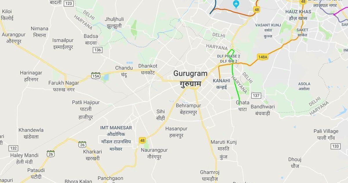Teen gang-raped in Gurugram