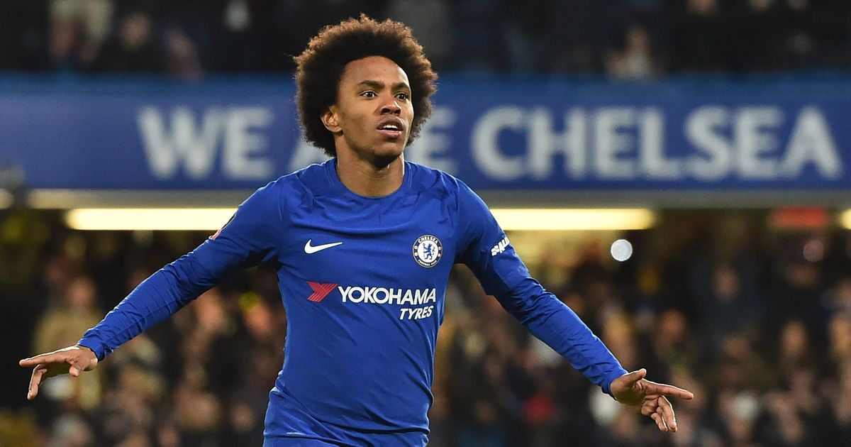 I leave with my head held high: Willian confirms Chelsea exit with Arsenal move on the horizon