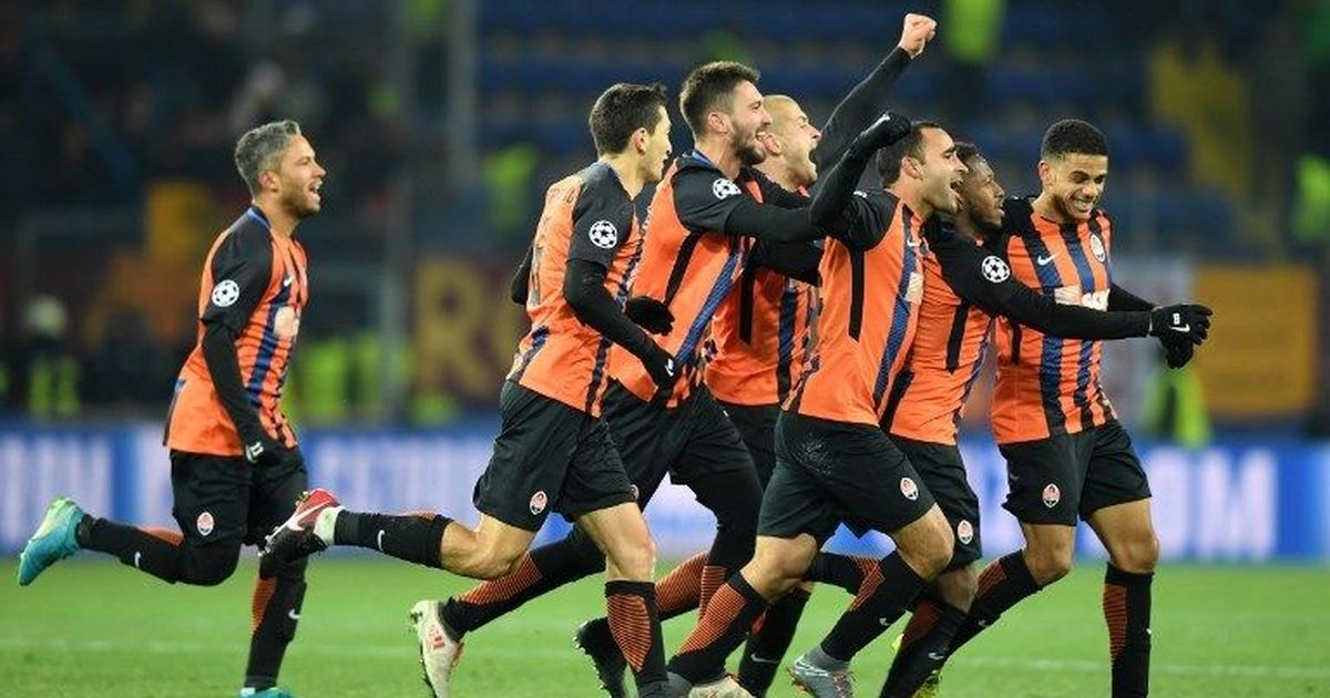 Shakhtar-Roma presents Champions League clash between two European middleweights