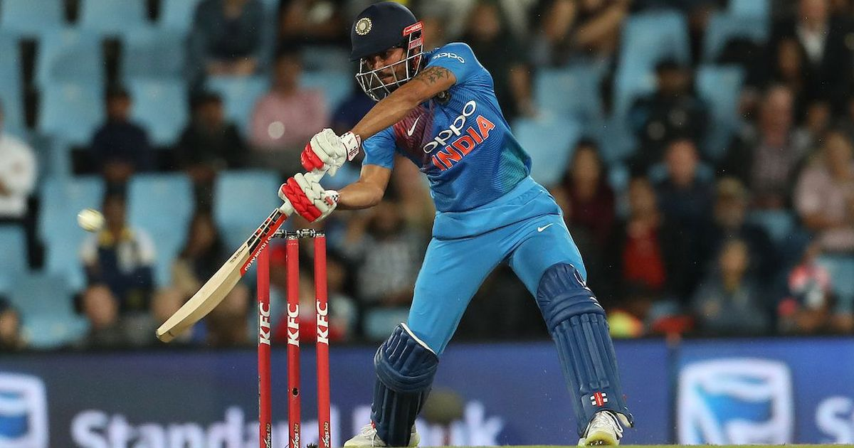 Waiting for chances is tough, it works on your mind, says India's Manish Pandey