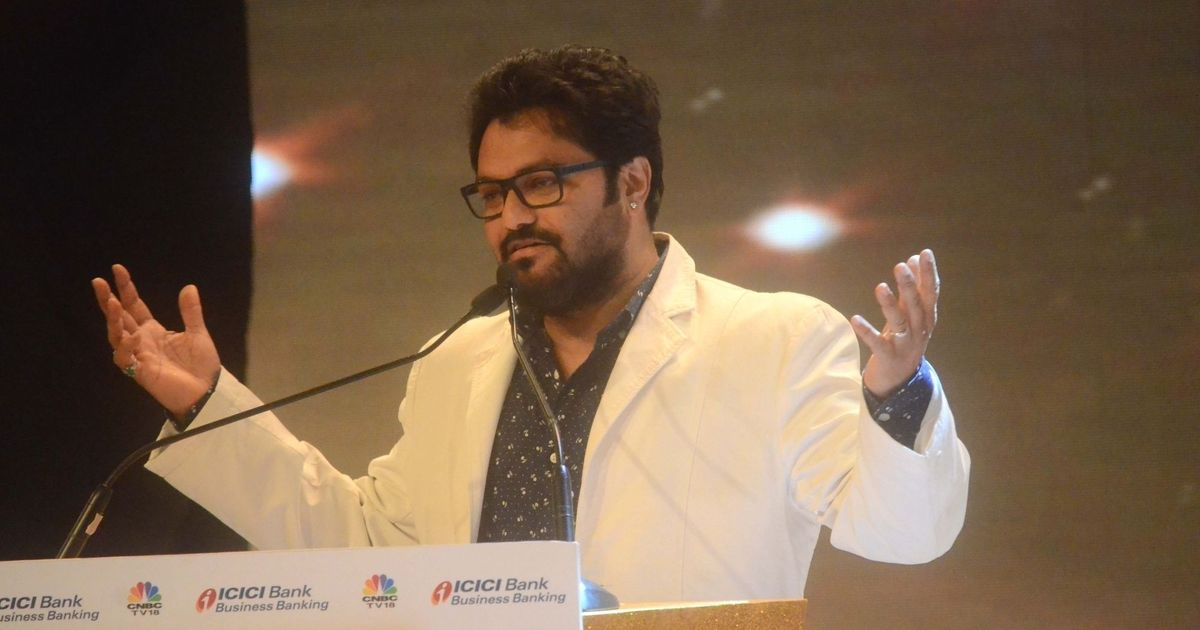 Watch: Babul Supriyo threatens to break man's leg at event for people with disabilities