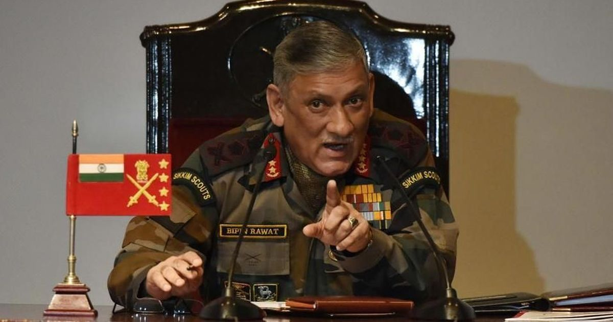 Why Army chief Rawat's comments about Assam party should worry all Indians who care about democracy